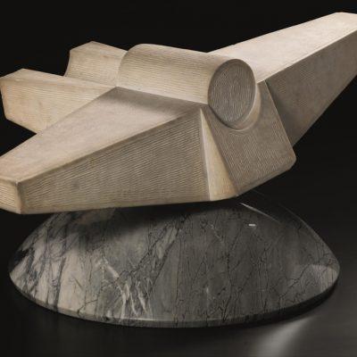 Thayaht-S.55 Architettonica-1935_36-35x68x40 cm-marmo