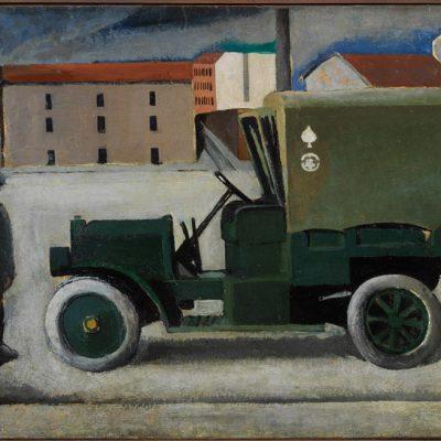 "Mario Sironi ""Camion""1920"