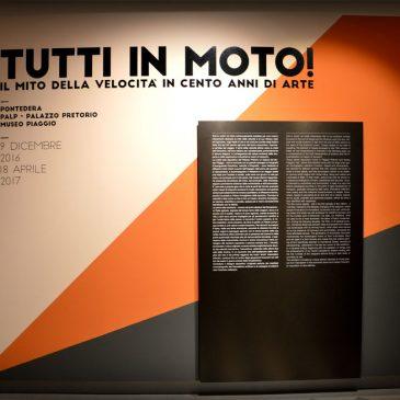"""I visitatori alla mostra """"Tutti in moto!"""": più di settemila!"""