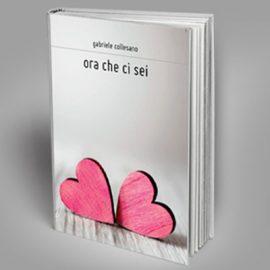 """Presentazione del libro """"Ora che ci sei"""" di Gabriele Collesano."""