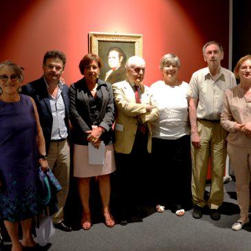 Sergey Androsov fa visita a Goya al Palazzo Pretorio di Pontedera